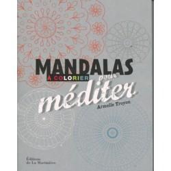 Livre 200 Mandalas pour méditer- Edition de la Martinière