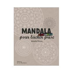 Livre 200 Mandalas pour lacher prise- Edition de la Martinière