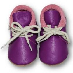 Mocassin violet 20