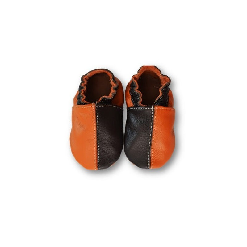 Bicolore orange chocolat 38-39-40